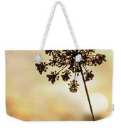 The Queen At Sunrise Weekender Tote Bag