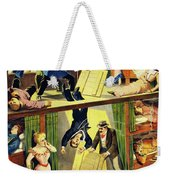 The Queen Of Chinatown Weekender Tote Bag by Marian Cates