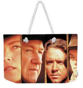 The Quick And The Dead Weekender Tote Bag
