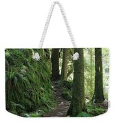 The Quiet Forest Weekender Tote Bag