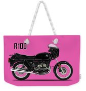 The R100 1984 Weekender Tote Bag