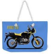 The R100gs 1991 Weekender Tote Bag