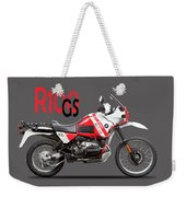 The R100gs Weekender Tote Bag