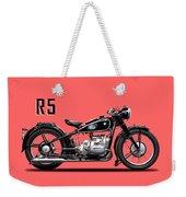 The R5 1936 Weekender Tote Bag