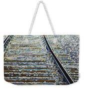 The Rails Edge Weekender Tote Bag