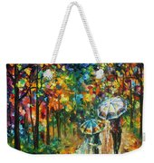 The Rain Of Childhood Weekender Tote Bag