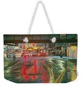 The Rain Painting Weekender Tote Bag