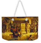 The Ramparts Of God's House Weekender Tote Bag