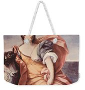 The Rape Of Europa 1639 Weekender Tote Bag