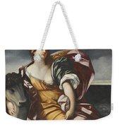 The Rape Of Europa Weekender Tote Bag