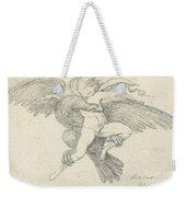 The Rape Of Ganymede Weekender Tote Bag