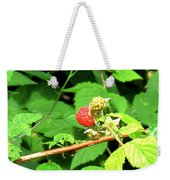 The Rasberry Patch Weekender Tote Bag