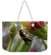 The Real Gardener 2 Weekender Tote Bag