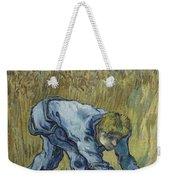 The Reaper After Millet Saint Remy De Provence, September 1889 Vincent Van Gogh 1853  1890 Weekender Tote Bag