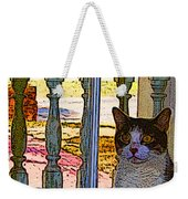The Rear Window Weekender Tote Bag