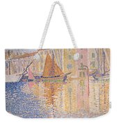 The Red Buoy Weekender Tote Bag