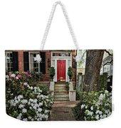 The Red Door - 2 Weekender Tote Bag