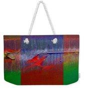 The Red Dragon Tatoo Weekender Tote Bag