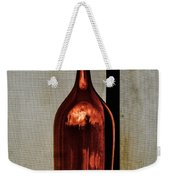 The Red Glass Bottke Weekender Tote Bag