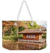 The Red House Weekender Tote Bag