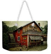 The Red Mill Weekender Tote Bag