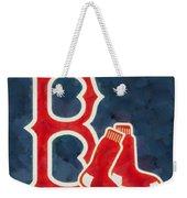 The Red Sox Weekender Tote Bag