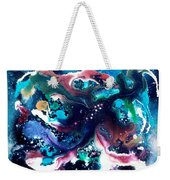 The Red Stars Of Paradise Weekender Tote Bag