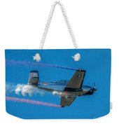 The Red, White And Blue Weekender Tote Bag