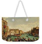The Redentore Feast In Venice Weekender Tote Bag