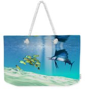 The Reef Weekender Tote Bag by Corey Ford