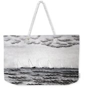 The Regatta Weekender Tote Bag