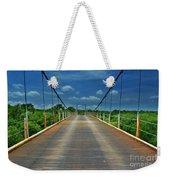 The Regency Bridge 3 Weekender Tote Bag