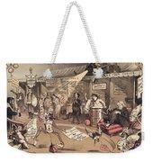 The Religious Vanity Fair Weekender Tote Bag