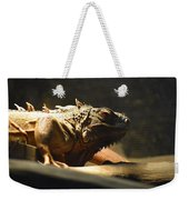 The Reptile World Weekender Tote Bag