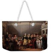The Resignation Of General George Washington Weekender Tote Bag