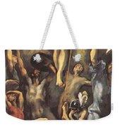 The Resurrection 1600 Weekender Tote Bag