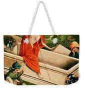 The Resurrection Weekender Tote Bag by Johann Koerbecke