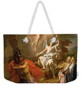 The Resurrection Of Christ Weekender Tote Bag