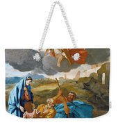 The Return Of The Holy Family From Egypt Weekender Tote Bag