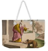 The Return Of The Prodigal Son Weekender Tote Bag