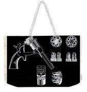 The Revolver Weekender Tote Bag