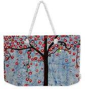 The Rhythm Tree Weekender Tote Bag