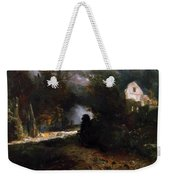 The Ride Of Death The Fall And Death Weekender Tote Bag