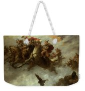 The Ride Of The Valkyries  Weekender Tote Bag by William T Maud