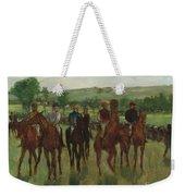 The Riders, 1885 Weekender Tote Bag