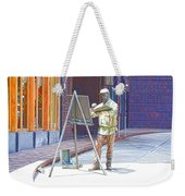 The Right Light 1 Weekender Tote Bag