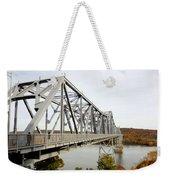 The Rip Van Winkle Bridge 4 Weekender Tote Bag
