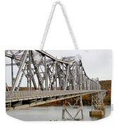 The Rip Van Winkle Bridge 5 Weekender Tote Bag