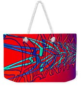 The Risc Of Alcohol Weekender Tote Bag