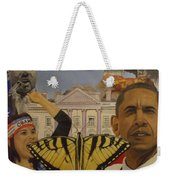 The Rise Of A Falling Nation  Weekender Tote Bag